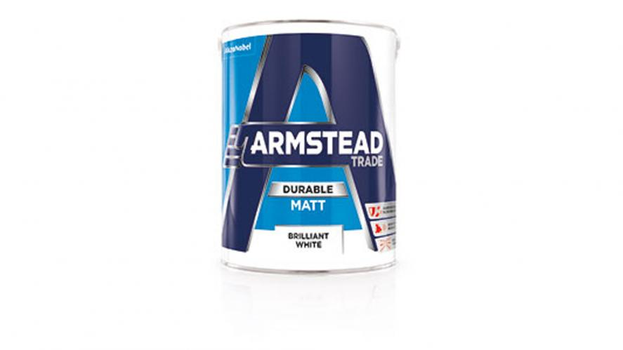 Armstead Trade Gets Colourful With Extended Durable Range