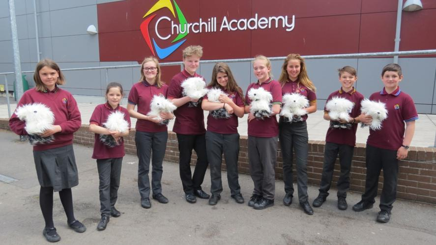 Churchill Academy- Pupils Become Colour Experts