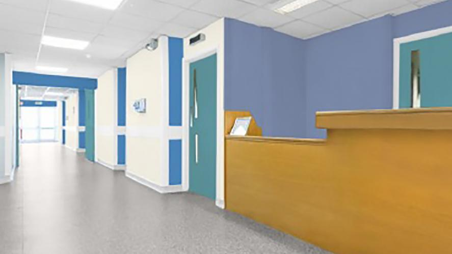 Healthcare colour and contrast: a guide to best practice