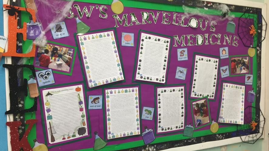 How to... create creative and engaging classroom displays
