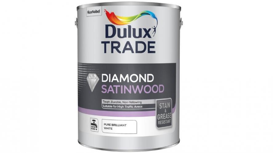 Dulux Trade Diamond Satinwood is back!