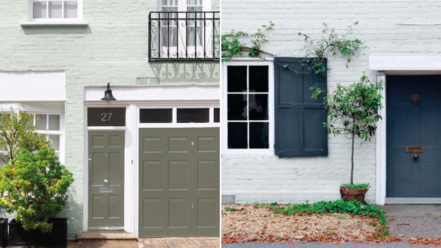 Weathershield's New Exterior Colour Trends