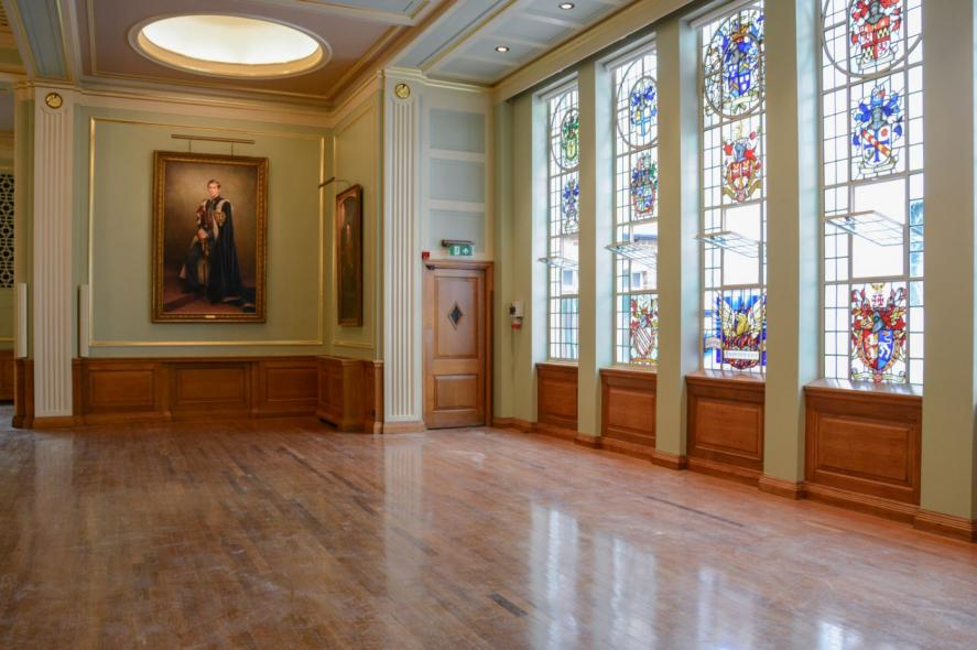 CASE STUDY: DULUX TRADE AND AXIS PAINTERS HALL