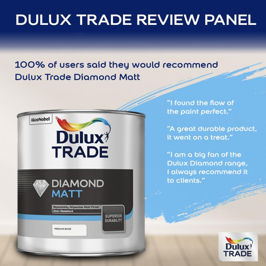 Dulux Trade Review Panel