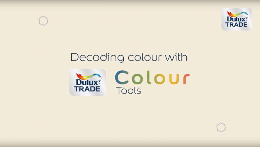 Dulux Trade: Decoding colour with colour tools