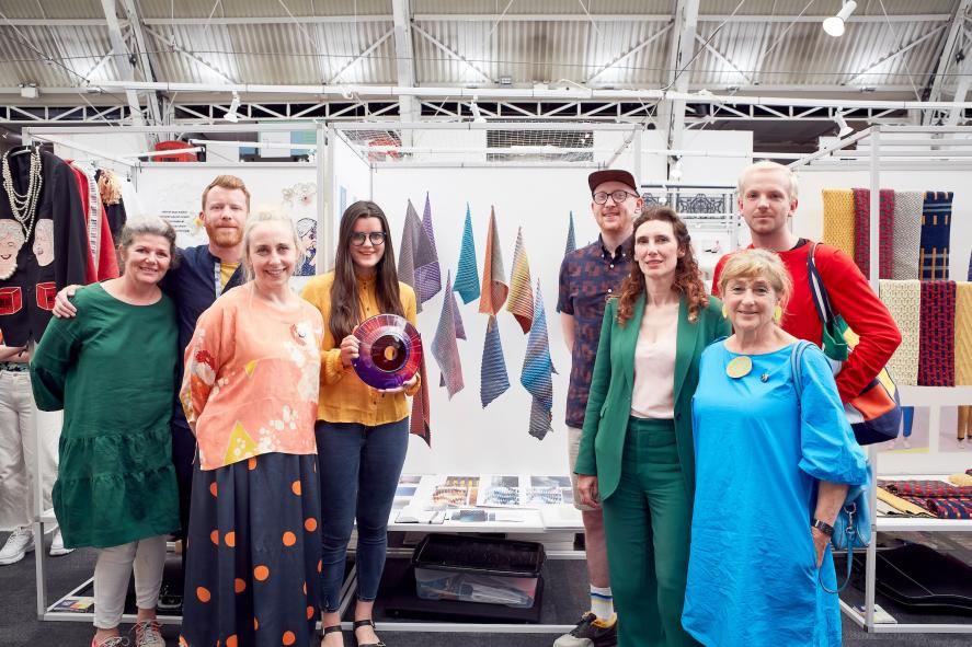 Dulux Trade at New Designers Show